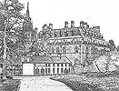 Mount Stuart drawing